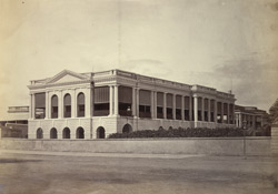 United Service Club, Calcutta
